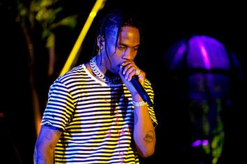 """Travis Scott & Drake's """"Sicko Mode"""" Aiming For Top 10 On Hot 100 Chart"""