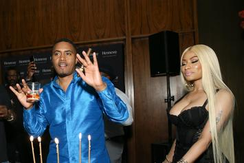"""Funk Flex Is Dropping A Nicki Minaj-Nas Collab That Almost Made It On """"Queen"""""""