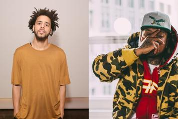 J. Cole & Westside Gunn Hold It Down For Hip-Hop