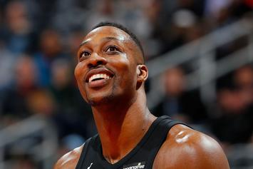 "Dwight Howard Wants To Evolve Into ""His Own Version"" Of Davis, Durant"