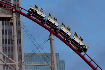 Canada's Wonderland Introduces Insane New World Record Breaking Roller Coaster