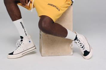 Fear Of God Essentials F/W 18 Collection & Converse Collab Unveiled