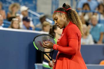 Serena Williams Learned Sister's Killer Had Been Paroled Minutes Before Match