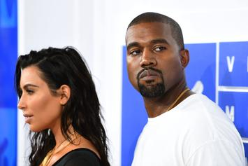 Kanye West Shares Appreciation Post For Kim Kardashian's Miami Beach Body