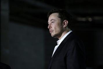 "Elon Musk Opens Up About Ambien, ""Excruciating Year"""