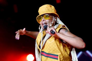 "Mary J. Blige Set To Appear On MTV's ""Scream"" Alongside Keke Palmer & Tyga"