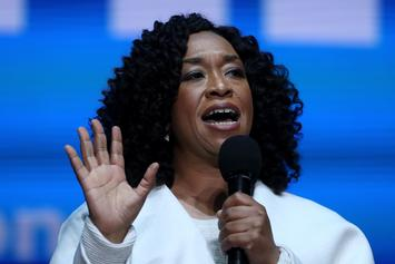 Shonda Rhimes Is Getting Sued Over A Crack In The Sidewalk