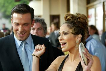 Jennifer Lopez Shares Throwback Video With Ex Ben Affleck