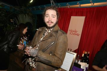 Post Malone's Private Jet To Make Emergency Landing After Tires Blow: Report
