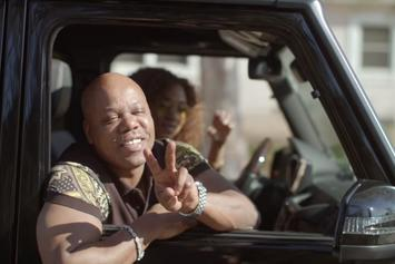 "Too Short Parodies ""Step Brothers"" With White Family In ""Ain't My Girlfriend"" Video"