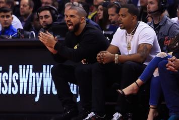 """Drake Teases Being The """"Future Owner"""" Of Toronto Raptors"""
