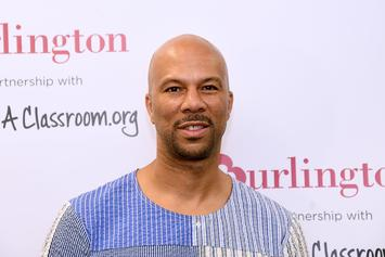 Common Signs Lionsgate TV Deal To Create & Produce Projects