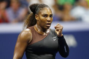 2018 US Open: Serena Williams Wears Off-White Collab In Victory