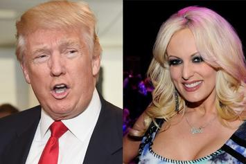 """Trump Is A One-Pump Chump: Porn Star Stormy Daniels Says He Lasted """"2 Minutes"""""""