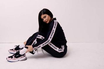 Kylie Jenner Headlines Adidas Originals' Falcon Campaign