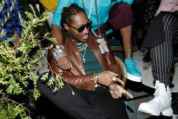 Future's Living His Best Life On A Yacht In Cabo
