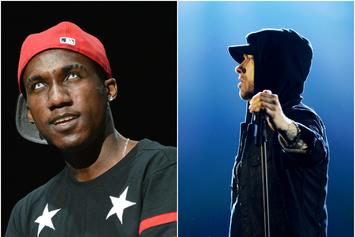 """Hopsin Is Beyond Honored By Eminem's Shoutout On """"Kamikaze"""""""