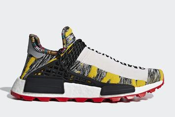 Pharrell x Adidas NMD HU Restock Coming Tomorrow