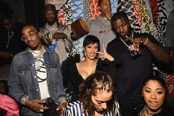 "Cardi B's Strip Club Fight Reportedly Turns Legal: ""Side Piece"" & Sister Plan To Sue"