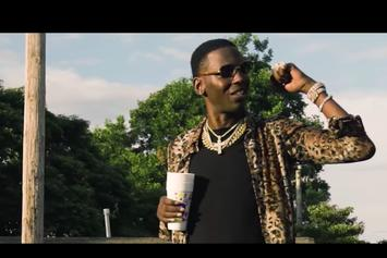 """Young Dolph Celebrates His New Deal In """"Major"""" Video"""