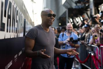 "Dave Chappelle On John McCain: ""Symbol Of Unity"" Who Danced ""The Robot"""