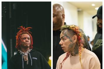 Trippie Redd Predicts That His Ex, Ayleks, Will Get With 6ix9ine