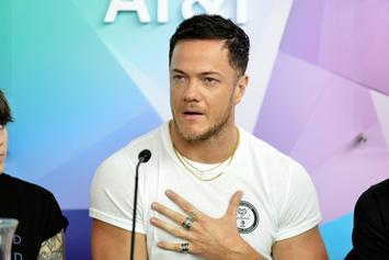 "Imagine Dragons' Dan Reynolds Slams Eminem's ""Kamikaze"" Homophobic Slurs"