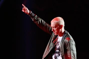 "Eminem's ""Kamikaze"" On Pace For One Of 2018's Biggest First Weeks"