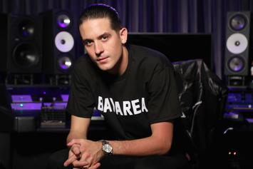 """G-Eazy Posts Up With His """"Brudder"""" Lil Uzi Vert In Silly Photo"""