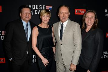 """House Of Cards"" Season 6 Trailer Seals The Fate Of Kevin Spacey's Character"