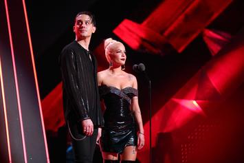 "Halsey Vows To Keep G-Eazy Out Of Trouble: ""I'm Definitely His Person"""