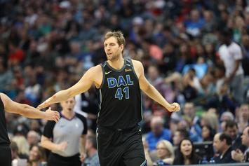 Dirk Nowitzki Thinks Luka Doncic Is A Better Version Of His 20-Year Old Self
