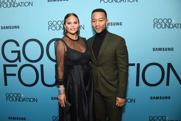 Chrissy Teigen Still Manages To Diss John Legend In 5-Year Anniversary Post