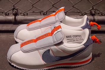 "Kendrick Lamar x Nike Cortez ""Basic Slip"" Surfaces: First Look"