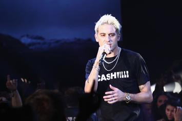 "G-Eazy Posts Throwback Pic With Eminem Amidst MGK Drama: ""Let's Talk About It"""