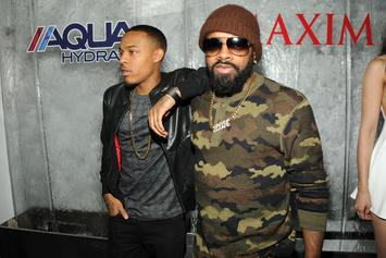"Jermaine Dupri Denies Bow Wow's Drug Addiction & Their Closeness: ""It Ain't Like That"""