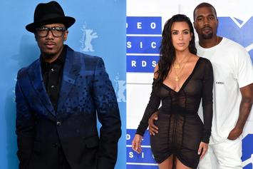 "Nick Cannon On Introducing Kim Kardashian To Kanye West & Yeezy's"" Intelligence"""