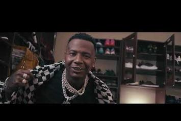 "Moneybagg Yo Goes ""Pyscho Mode"" In New Video"