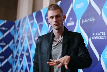 "MGK Disowns Eminem: ""Can We Pour Some Out For This Old Dumbass?"""