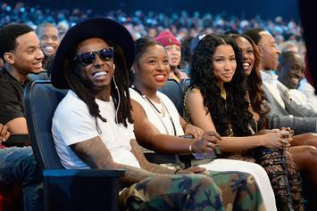 "Reginae Carter Celebrates Lil Wayne: ""I Love This Man"""