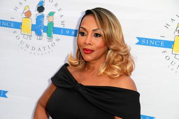 """Vivica A. Fox Talks Feud With Phaedra Parks & Why She Called Her A """"Toxic Trick"""""""