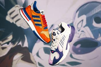 Dragon Ball Z x Adidas Collabs Could Be Limited To 1000 Pairs Each