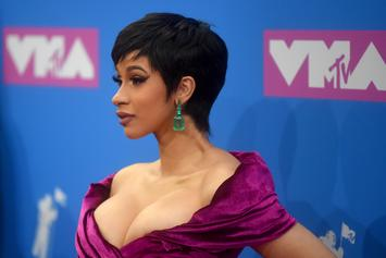 Cardi B Discusses Rumors That Rihanna Unfollowed Her