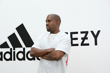"""Kanye West Reportedly Trademarks """"Yandhi"""" Ahead Of Album Release"""