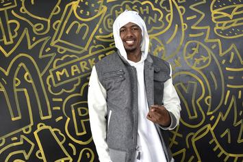 "Nick Cannon Lets Kanye West Know That He's ""Not A God"" In New Freestyle"