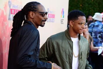 Snoop Dogg Proud Of His Son For Quitting Football After Studying Dangers Of CTE