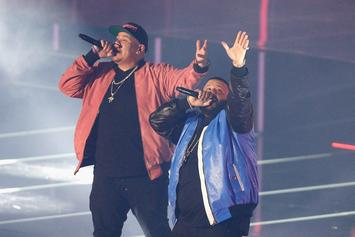 "Fat Joe Thinks DJ Khaled's ""Father Of Ashad"" Air Jordan 3 Is ""Hottest Sneaker Ever"""