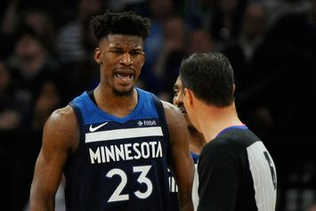 "Wolves' Asking Price For Jimmy Butler ""Too High"""
