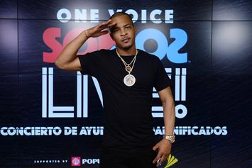 """T.I.'s """"Dime Trap"""" Tracklist Includes Young Thug, Teyana Taylor & Anderson .Paak"""