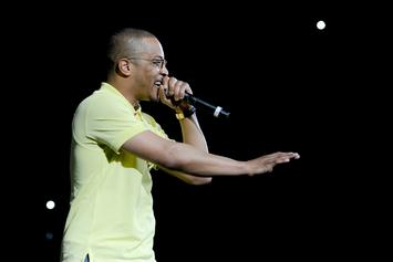 """T.I.'s Sons Pull Hilarious Prank On Him For """"You Kiddin' Me?!"""""""